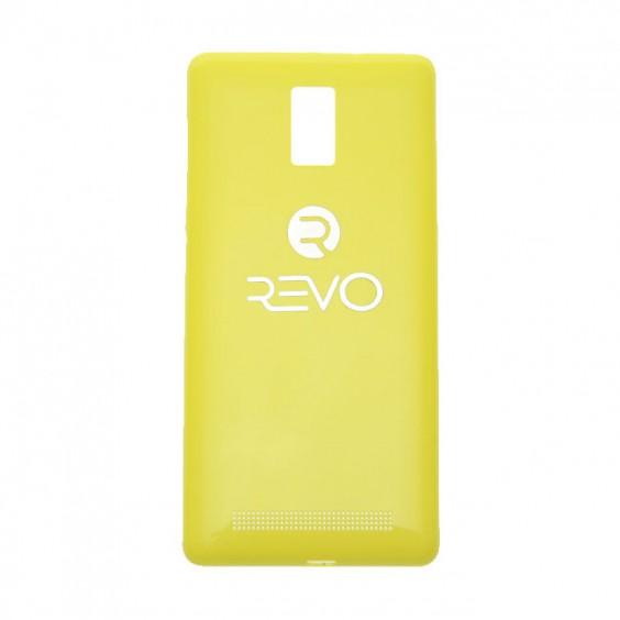 Заден капак за смартфон Revo Joy, жълт