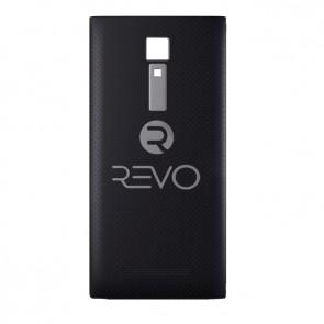 Черен гръб за телефон Revo Plus R455