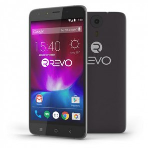 "64-битов осемядрен 4G смартфон Revo You Plus,5.5"" Full HD"