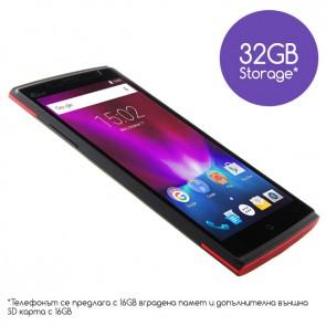 Revo 555 4G смартфон с голяма батерия, 32GB