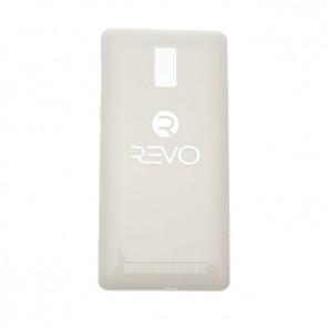 Заден капак за смартфон Revo Joy, бял