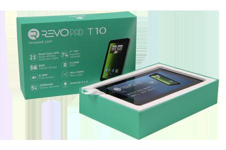 таблет RevoPad T10