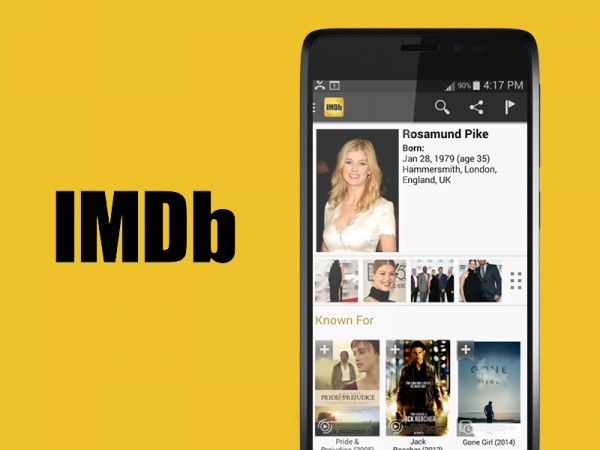 Вижте най-новите филми на едно място. Безплатно приложение за смартфон и таблет.