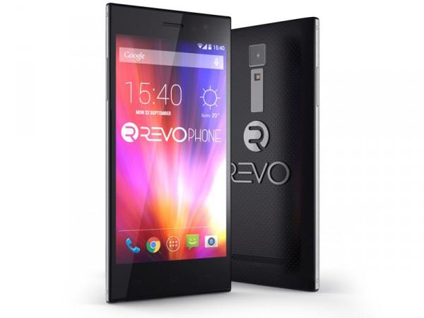 Revo Plus R455 - четириядрен смартфон с 5.3MP предна камера