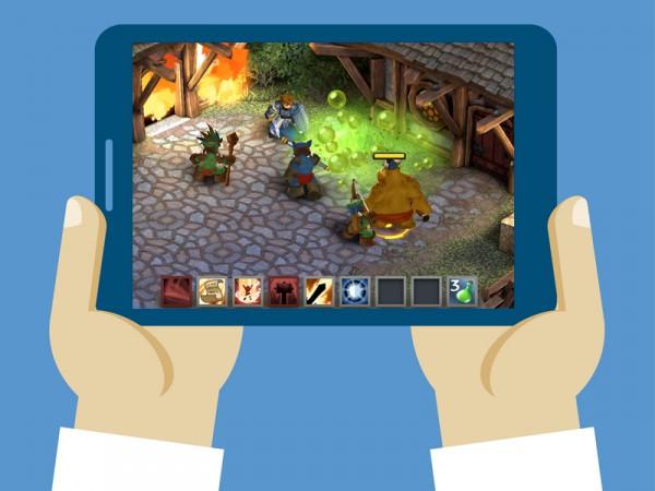 Най-добрите RPG игри за Android