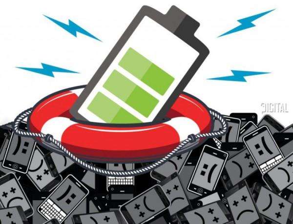 Какъв е капацитетът на батериите на популярните смартфони